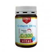 Vitamina C 300mg Dr.Herz 120 capsule