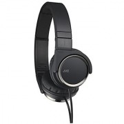 JVC Victor Head-band Foldable Headphones HA-S400-B Black (Japanese Import)