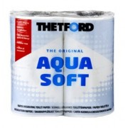 Hartie igienica solubila AQUA SOFT