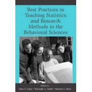 Best Practices in Teaching Statistics and Research Methods in the Behavioral Sciences by Dana S. Dunn