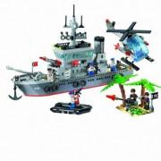 Joc tip Lego Fregata Combat Zones Enlighten 820 614 Piese