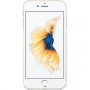 "Telefon Mobil Apple iPhone 6S, Procesor Apple A9, IPS LED-backlit Multi‑Touch 4.7"", 2GB RAM, 32GB flash, 12MP, Wi-Fi, 4G, iOS 9 (Auriu) + Cartela SIM Orange PrePay, 6 euro credit, 4 GB internet 4G, 2,000 minute nationale si internationale fix sau SMS nati"