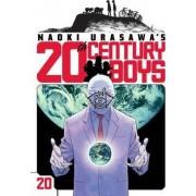 Naoki Urasawa's 20th Century Boys: Vol. 20 by Naoki Urasawa