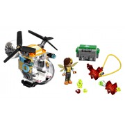 LEGO® DC Super Hero Girls Elicopterul Bumblebee™ - L41234