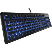 Tastatura Gaming Iluminata SteelSeries Apex 100 (Neagra)