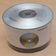 CD-R Polaroid 52x 700MB Blank