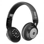 Casti stereo Bluetooth SBS Studio Mix Solo 2 gray