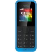 Nokia 105 SS - Cyan Color