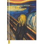 Edvard Munch: The Scream (Blank Sketch Book) by Flame Tree Studio