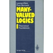 Many-Valued Logics by Leonard Bolc