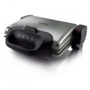 Gril Philips HD446790 Příkon 2000 W, žebrovaná deska