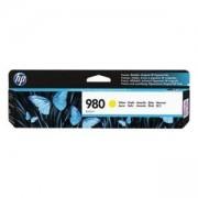 Тонер касета HP 980 Yellow Original Ink Cartridge, D8J09A
