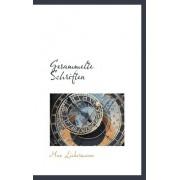 Gesammelte Schriften by Max Liebermann