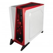 CORSAIR GABINETE SPEC ALPHA WHITE/RED SIN FUENTE CC-9011083-WW