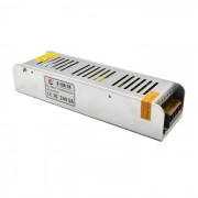 Xinyuanyang S-120-24 24V 5A Iron Case Power Supply - Silver (AC 110~220V)