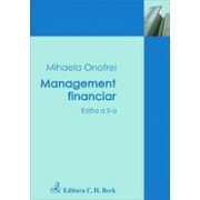 Management financiar. Editia 2.