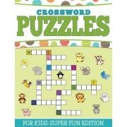 Crossword Puzzles for Kids by Speedy Publishing LLC
