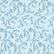 """250 Serviettes, """"ROYAL Collection"""", pliage 1/4, 40 cm x 40 cm, turquoise, """"Damascato"""" - 85003"""