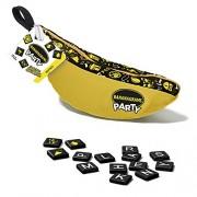 Game Factory Bananagrams Party Juego de mesa de palabras - Juego de tablero (Niños, Niño/niña, Word board game)