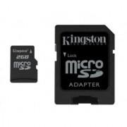 Kingston 2 GB microSD Flash Memory Card SDC/2GB
