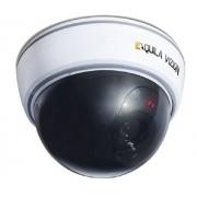 Aquila Vizion CAM-F15D Cámara de vigilancia falsa, color blanco