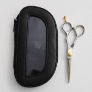 Professionell frisörsax, förgylld justerskruv 14.3 cm
