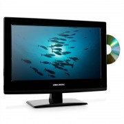 "Majestic Audiola DVX-2154D 40cm 15,6"" LCD-TV DVD-Player DVB-T HD-Ready"