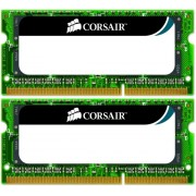Memorie Corsair So-DIMM Value Select DDR3, 2x4GB, 1066MHz