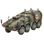 Revell 03.241 - Model Kit - GTK Boxer ambulanze scala 1:35