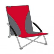 Abbey Camp Krzesło turystyczne Abbey Camp - czerwony