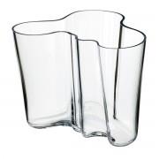 iittala - Aalto Vase Savoy, klar 160 mm