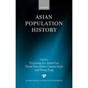 Asian Population History by Liu Ts'ui-Jung