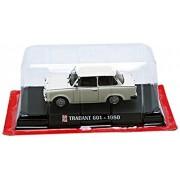 Promocar - G1193027 - Pronti Veicolo - Modelli a scala - Trabant 601-1980 - Scala 1/43