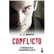 Smith L.j. Conflicto (cronicas Vampiricas Ii) Bolsillo