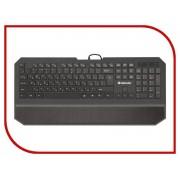 Клавиатура Defender Oscar SM-600 Pro USB Black 45602