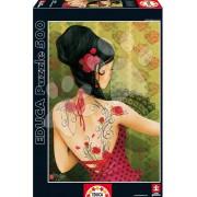 Educa Puzzle Calima, Misstigri 500 de piese 16275 colorat