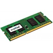 CT25664BF160B 2GB DDR3 1600 MT/s
