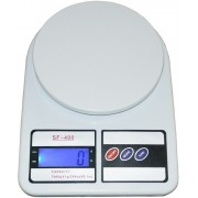 SKYKART 1g to 7Kg Weighing Scale Weighing Scale(White)