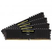 Memorie Corsair Vengeance LPX Black 16GB DDR4 2400 MHz CL14 Quad Channel Kit