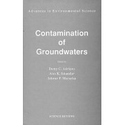 Contamination of Groundwaters by Domy C. Adriano