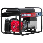 Generator de curent si sudura WAGT 200 DC HSB R26