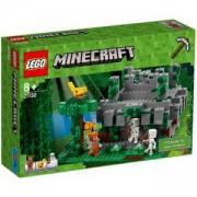 Конструктор Лего Майнкрафт - Храм в джунглата - LEGO Minecraft, 21132