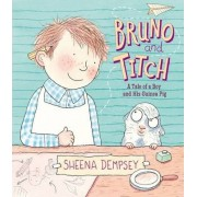 Bruno and Titch by Sheena Dempsey