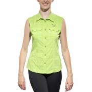 Salewa Kyst 2.0 overhemd en blouse korte mouwen Dry groen 38 Overhemden Korte Mouw