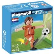 Playmobil 4735 - Calciatore Olanda