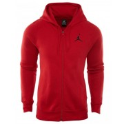 Air Jordan Flight Mens Zip Up Hoodie kapucnis felső