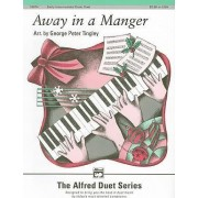 Away in a Manger by George Peter Tingley