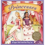 Fold-Out Playset Princesses by Melody N Chanted