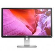 "DELL Professional P2715Q 27"" 4K Ultra HD IPS Black,Silver computer monitor"