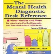 The Mental Health Diagnostic Desk Reference by Carlton E. Munson